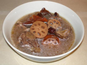 bone-soup-with-lotus